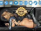 Wrestling sex games
